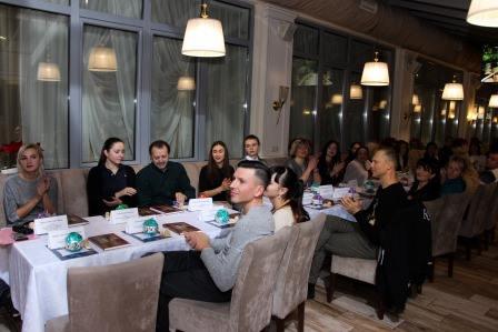 Фуршет руководителей. Танцы с Карпатами 2018