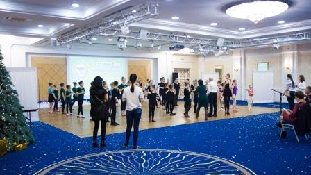 Мастеркласс по гуцульской хореографии. Танцы с Карпатами 2018