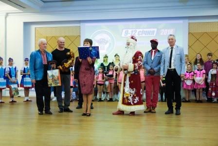 Гала-концерт, награждение, закрытие фестиваля. Танцы с Карпатами 2018