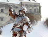 Шоу средневековых рыцарей