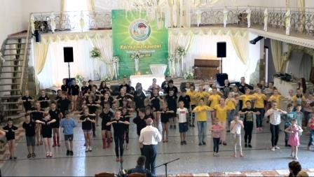 Мастеркласс по народной хореографии. Фестиваль Квітка на камені 2018