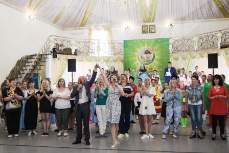 Открытие фестиваля Квітка на камені 2018