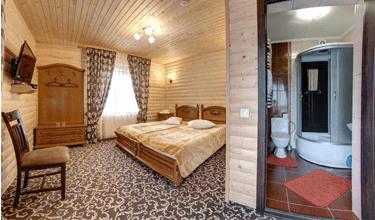 Отель Альпин, Буковель из Харькова