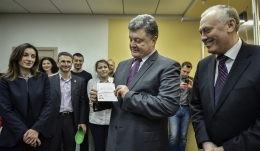 Президент выразил надежду, что решение о введении безвизового режима между Украиной и странами ЕС будет принято уже в мае текущего года на саммите